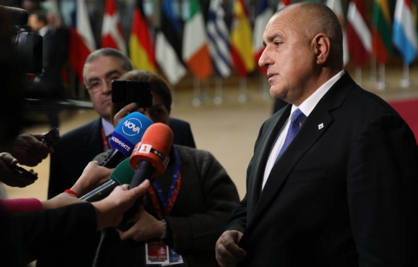 България предлага маски и шлемове на ЕС