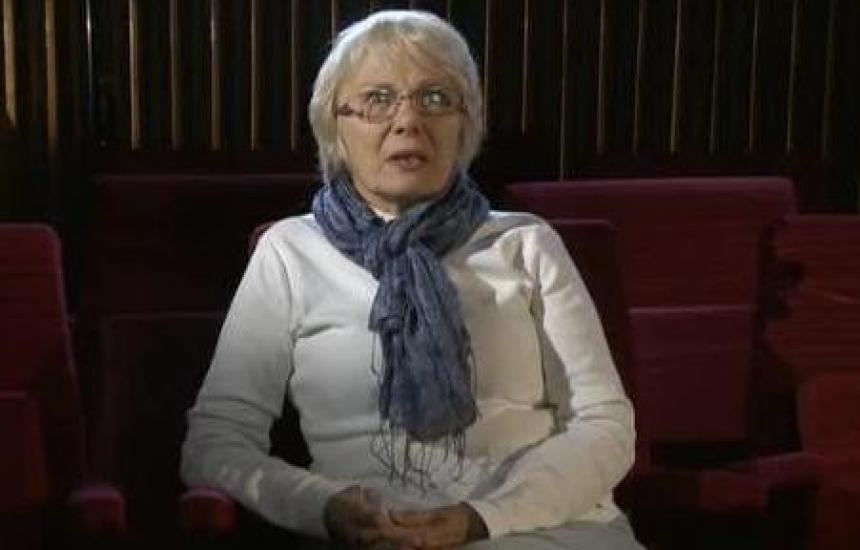 Меглена Караламбова представя книга за зрението