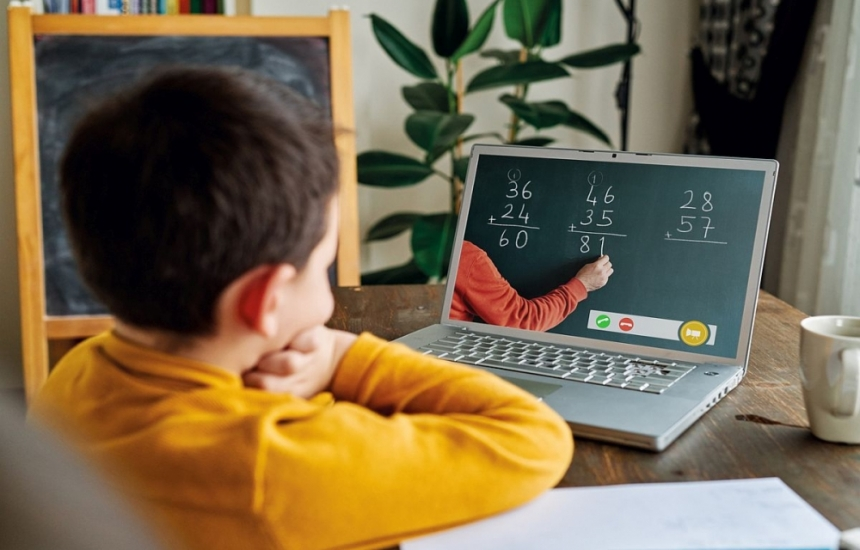20 минути онлайн урок за малките ученици