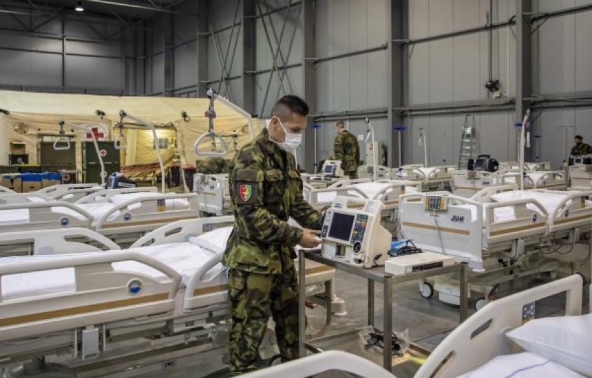 Чехия вика на помощ НАТО