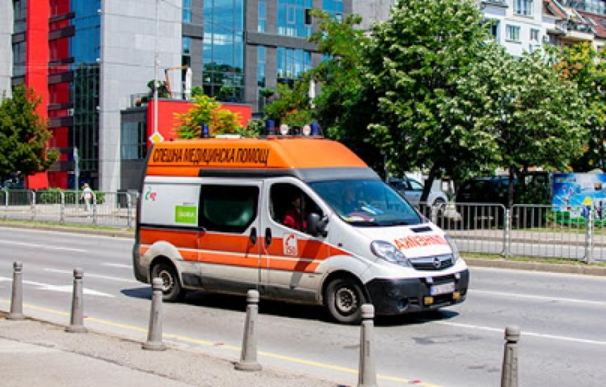 Две катастрофи с линейки в София за ден