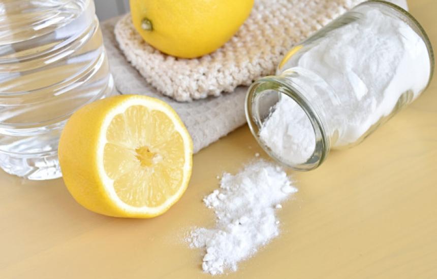 Лимон със сода спира вируса да слезе към белия дроб