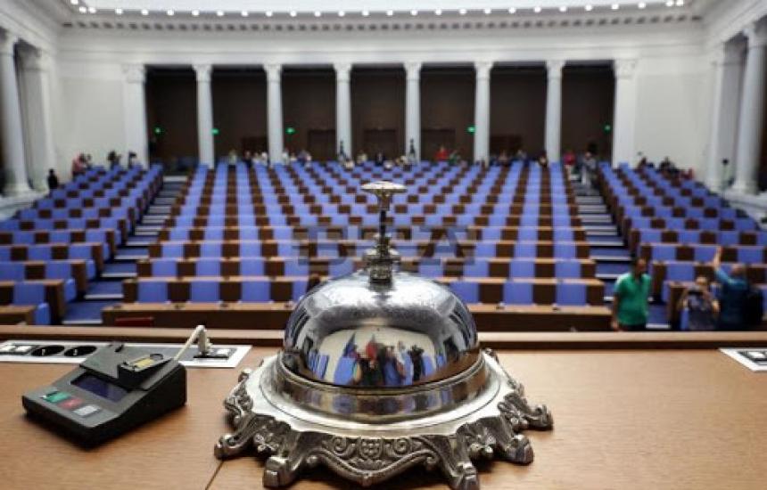 Бюджетът на НЗОК влезе в Парламента
