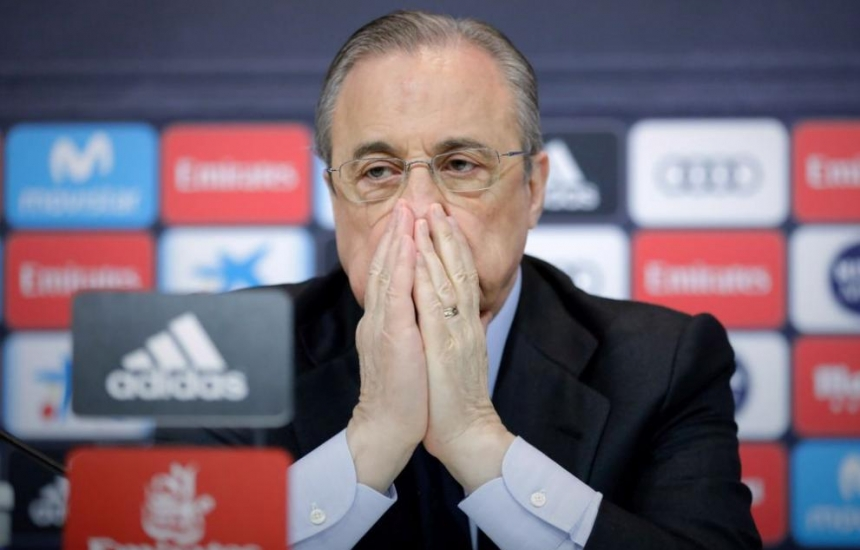 """К-19 """"изяде"""" ¼ от богатството на шефа на Реал Мадрид"""