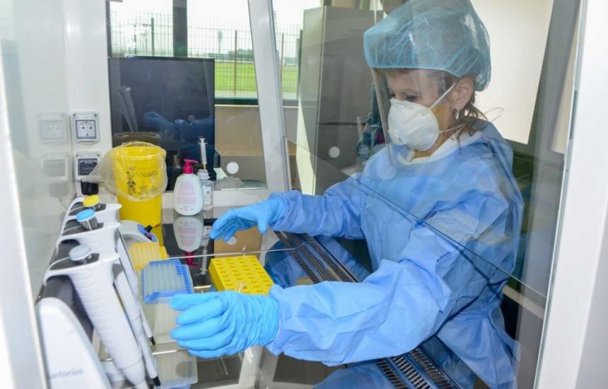 Тест за КОВИД и грип в Стара Загора