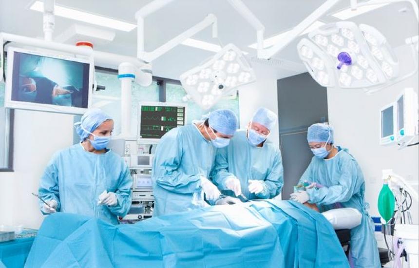 Хирургия под стандарт