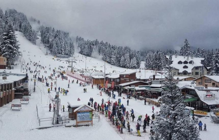 Меркел иска затваряне на ски курортите в ЕС