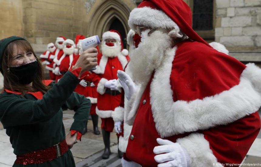 Меки мерки за Коледа, пълни болници през януари