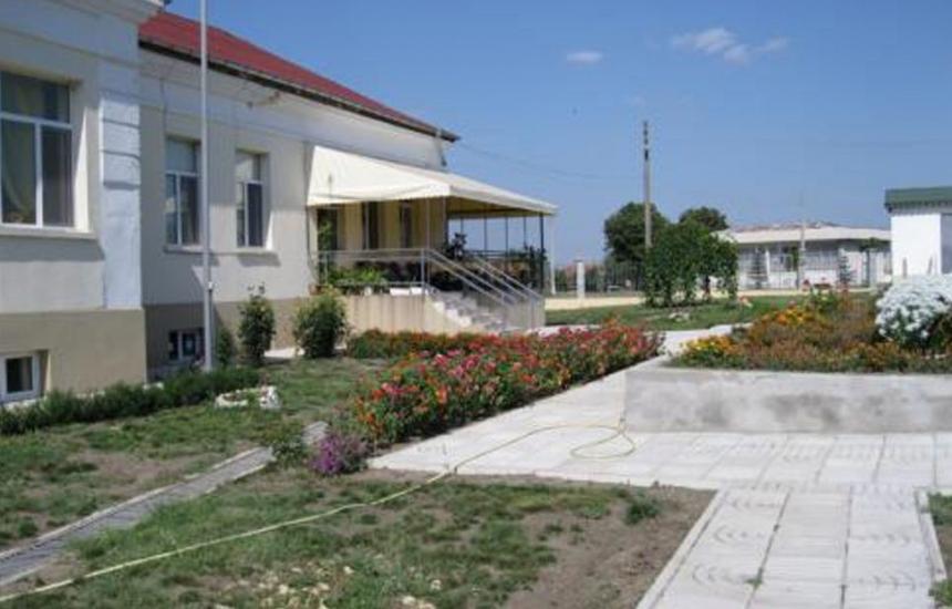 Девет с К-19 в старчески дом в Полковник Савово