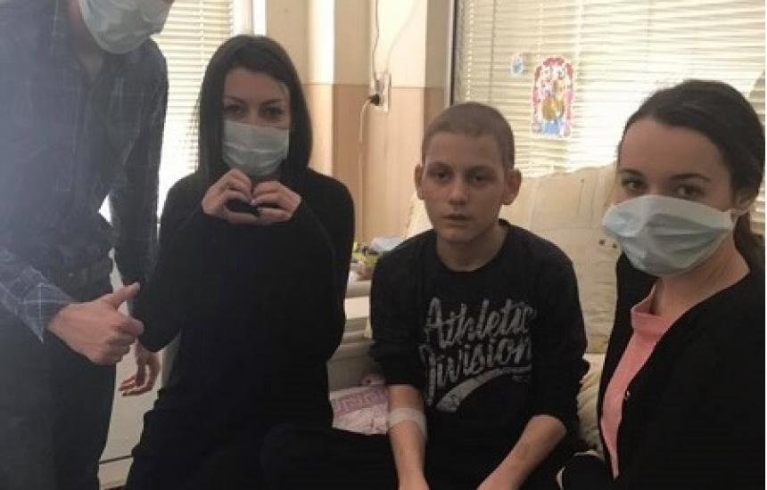15-годишният Дани се бори за живота си