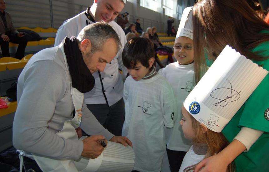 """1 500 деца в """"Мастър шеф"""" за здраве"""