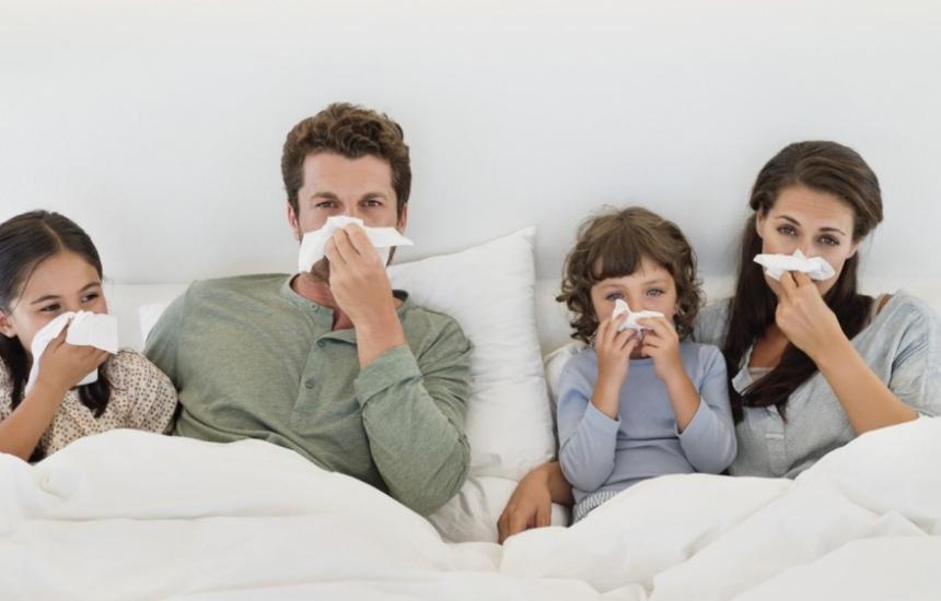 Вируси ни нападат заради пролетта