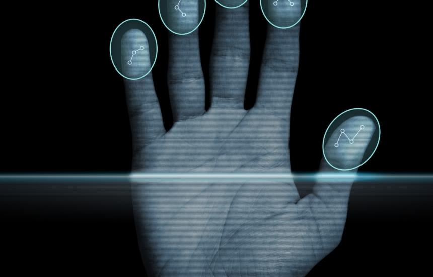 70% не искат пръстовия отпечатък