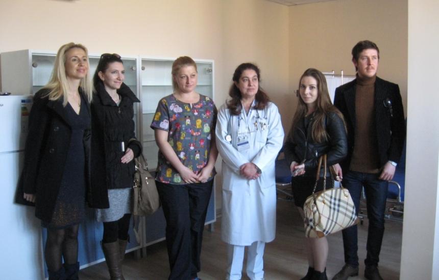 По-добра грижа за децата с рак в Пловдив