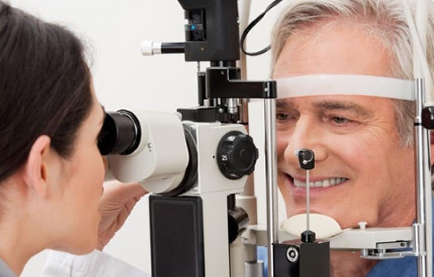 Безплатни прегледи за глаукома и перде