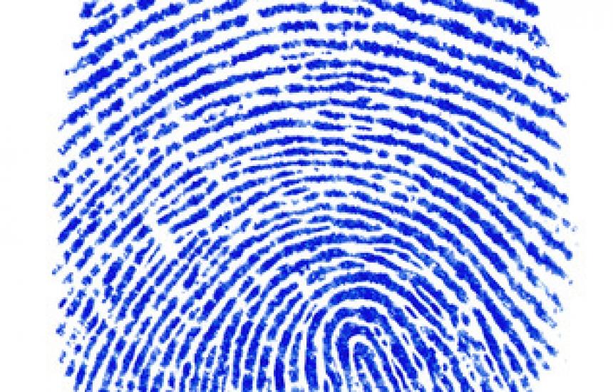 Джипитата казват не на пръстовия отпечатък