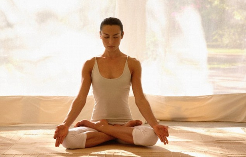 Медитация вместо хапче за сън