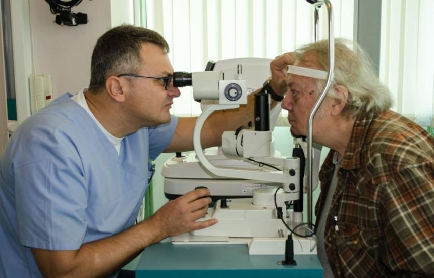 """Безплатни прегледи за глаукома в болница """"Тракия"""""""