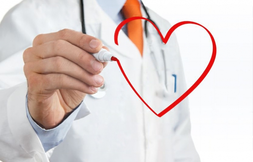 Благодаря ти, докторе, за голямото сърце!