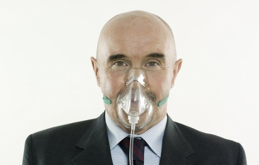 НДК светва в синьо за хората без дъх