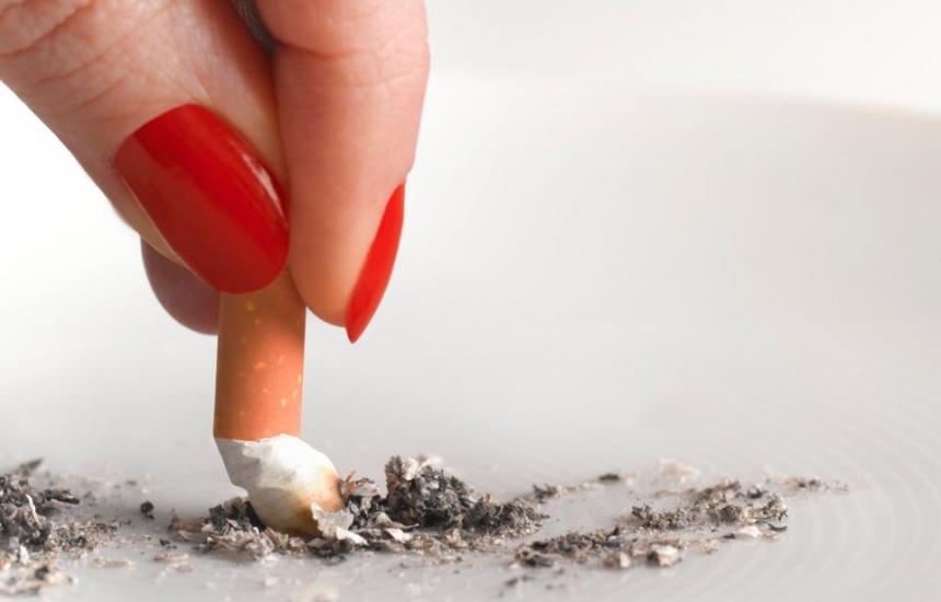 Цигарата срещу здравето