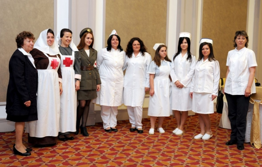 Награди в Международния ден на сестрите