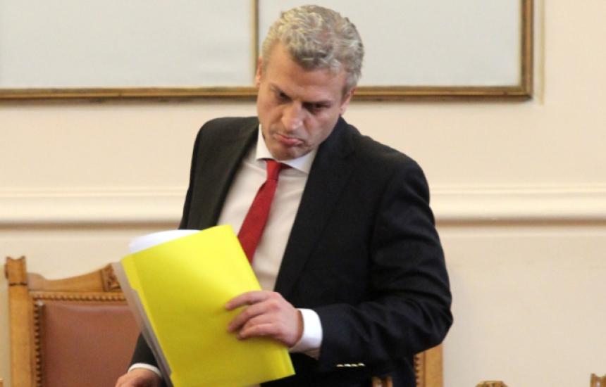 Москов готов да даде оставка