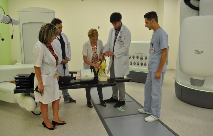 От юли: Махат с кибернож и тумори на гръбнака
