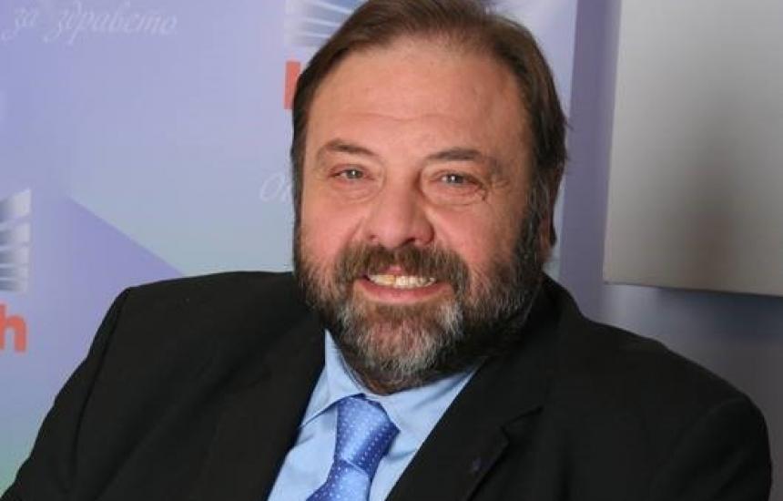 Д-р Шарков се завърна начело на БЗС