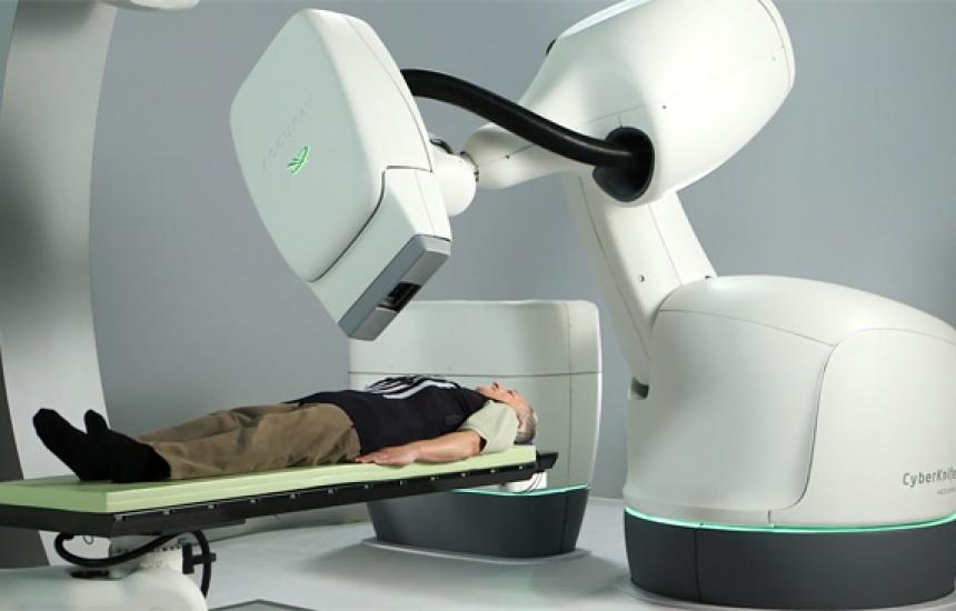 Киберножът щади тъканите до милиметър
