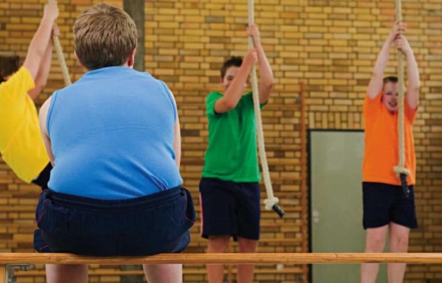 Над 33% от четвъртокласниците са с тегло над нормата