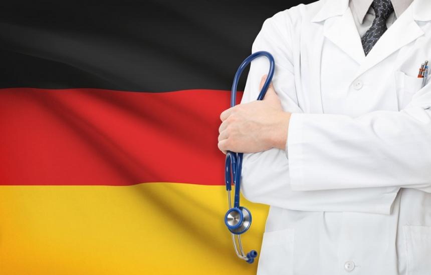 Почти без пари на лекар в Германия