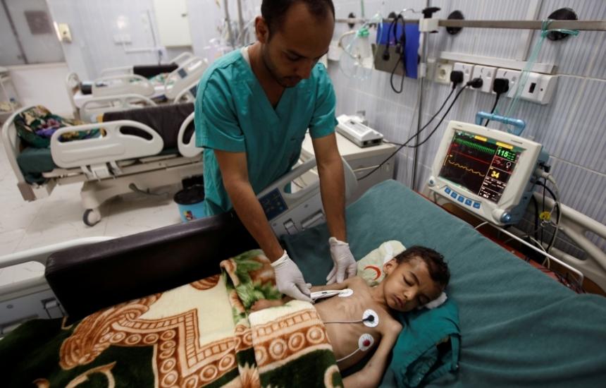 7 000 на ден поваля холерата в Йемен