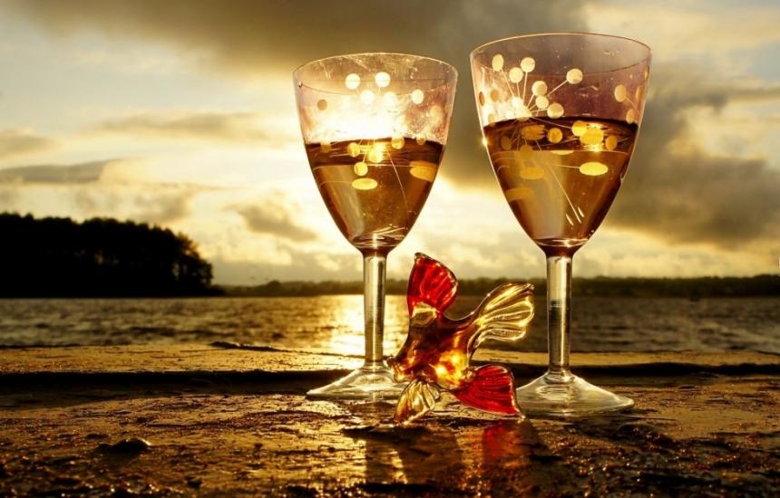 Питиетата в жегата – след залез