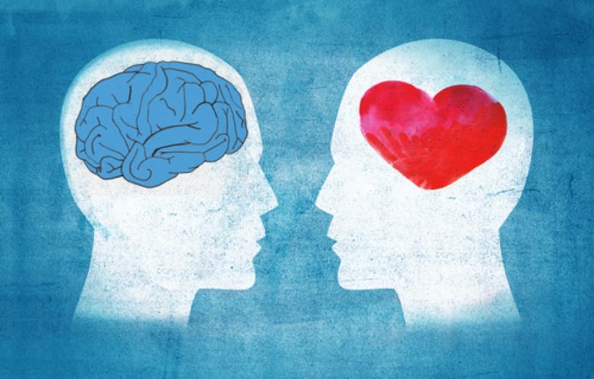 """Мозъкът не обича """"играта"""" на сърцето"""