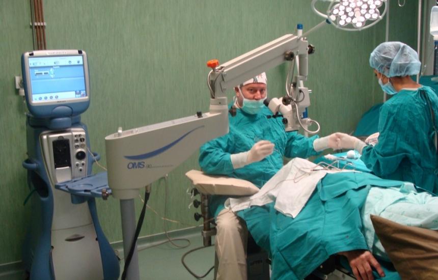 Слагат изкуствени лещи и в Бургас