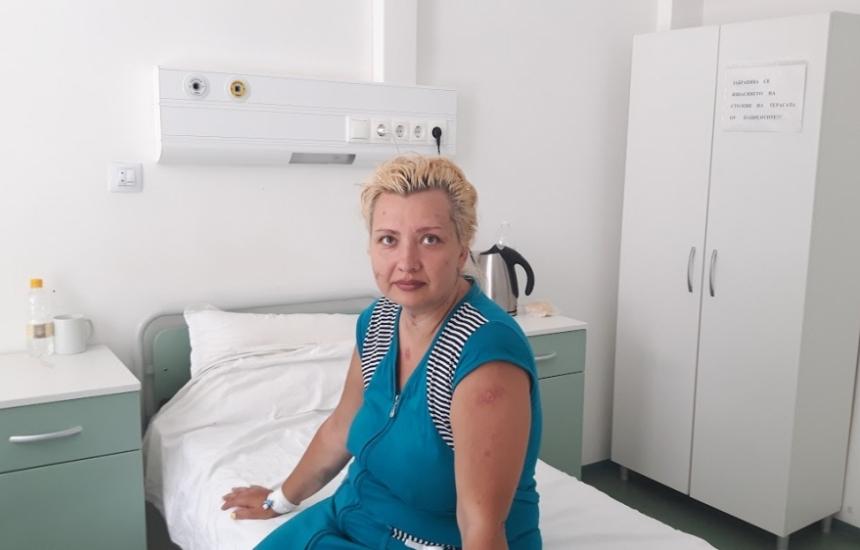Спасиха украинка със сепсис в Бургас