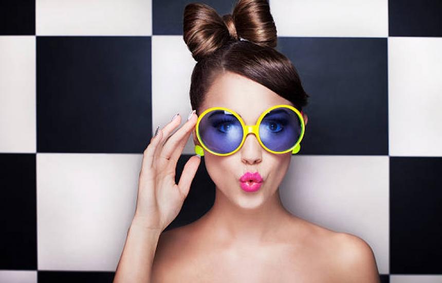 20% от слънчевите очила – менте