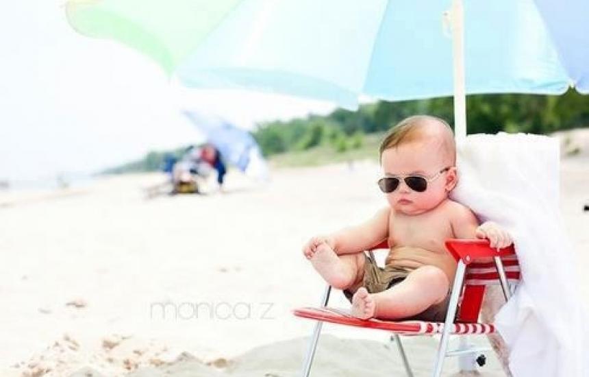С бебе на море – мисия (не)възможна