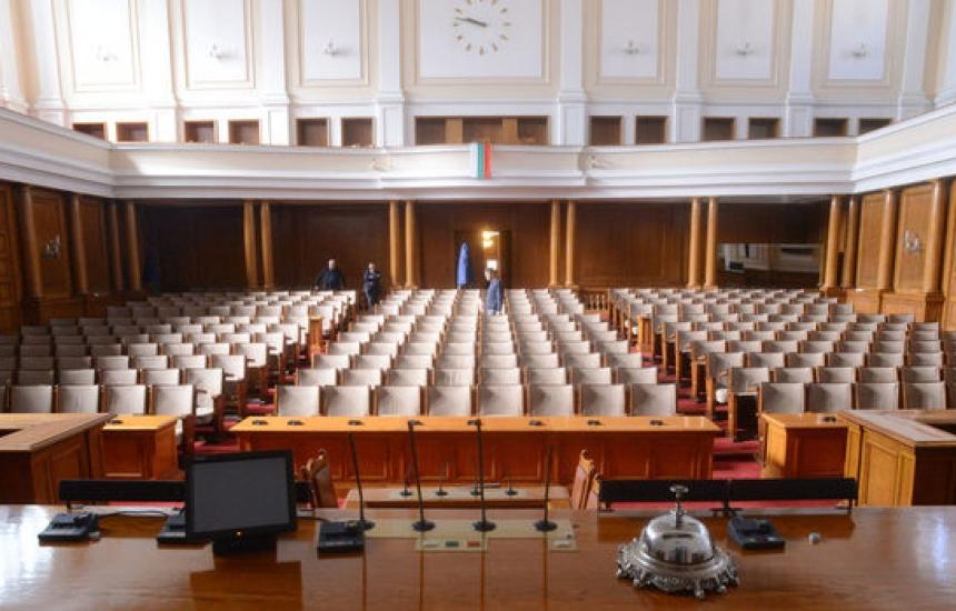 Депутатите подхващат лекарствата