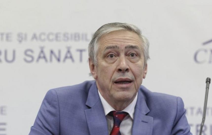 Белезници за шефа на румънската НЗОК, точил я