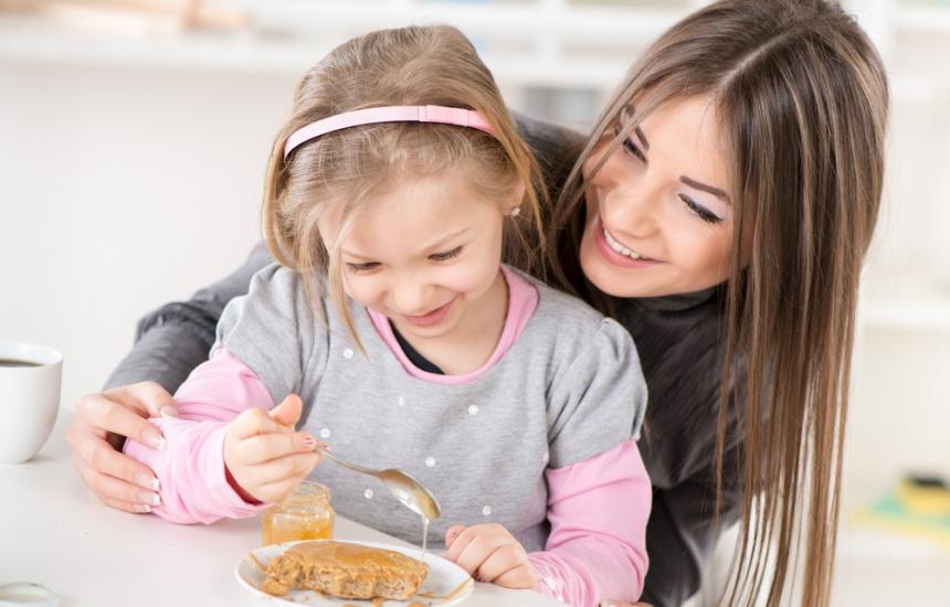 Заменете антибиотиците с чесън и мед