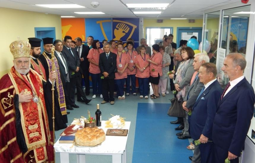 Дарения за малките пациенти в Русе и София