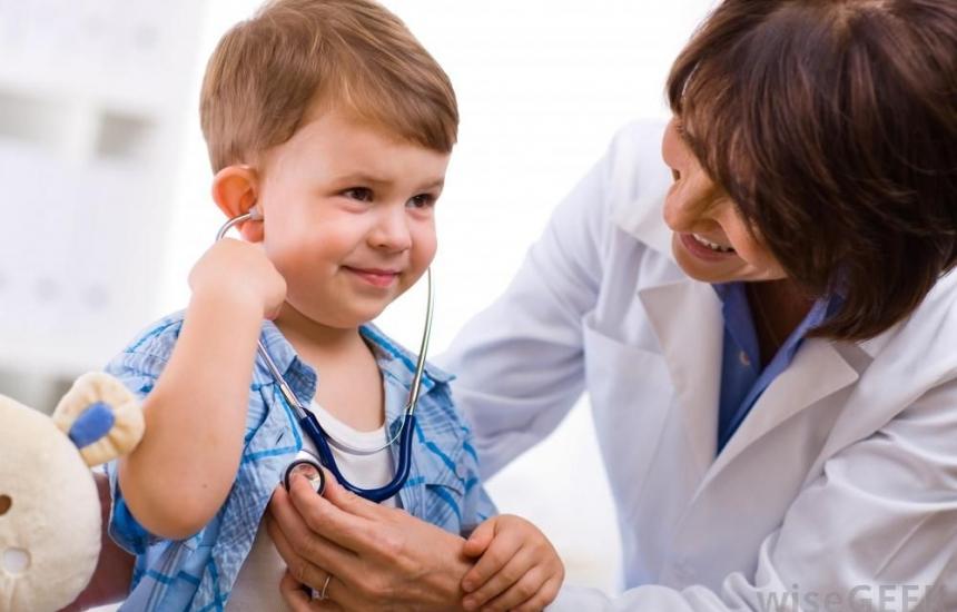 Oбездвижването превръща децата в хипертоници