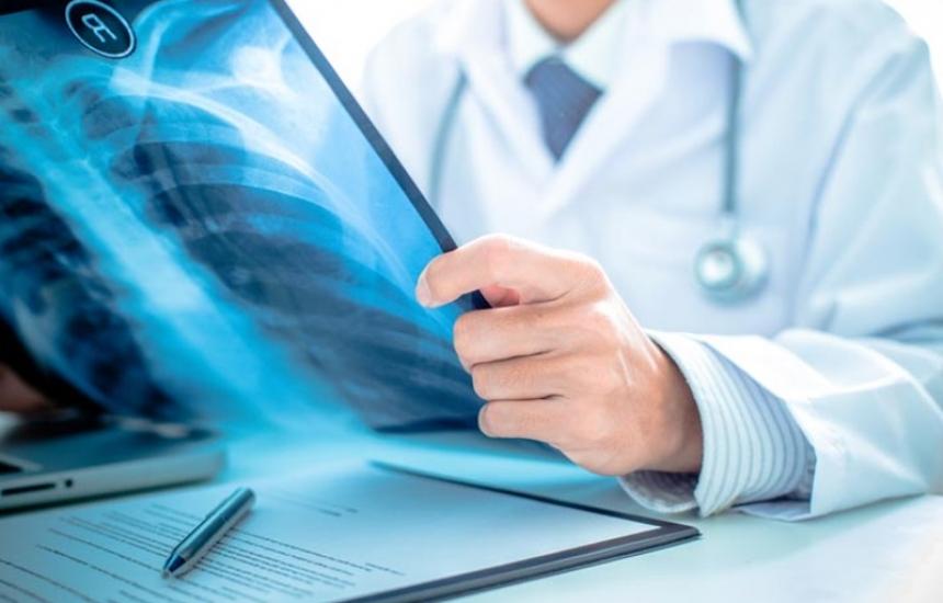 Скенер разпознава белодробната фиброза