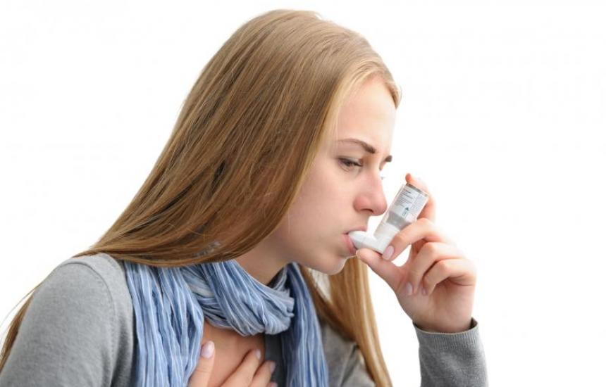 И килограмите виновни за астмата
