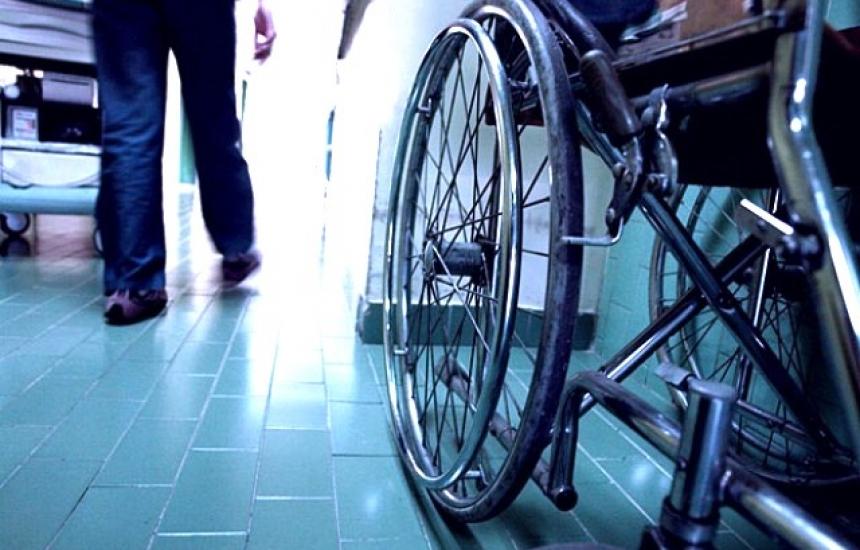 Хората с увреждания на среща с властта