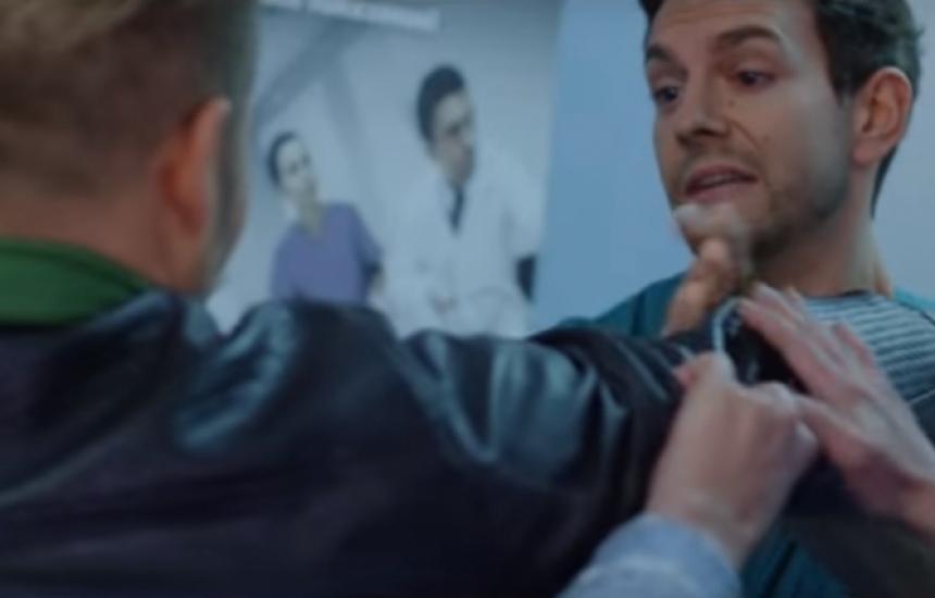 Не бийте доктора, той ви е приятел