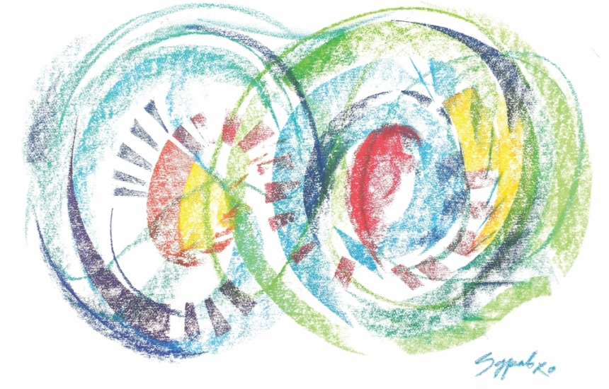 Изкуството в помощ на психично болни