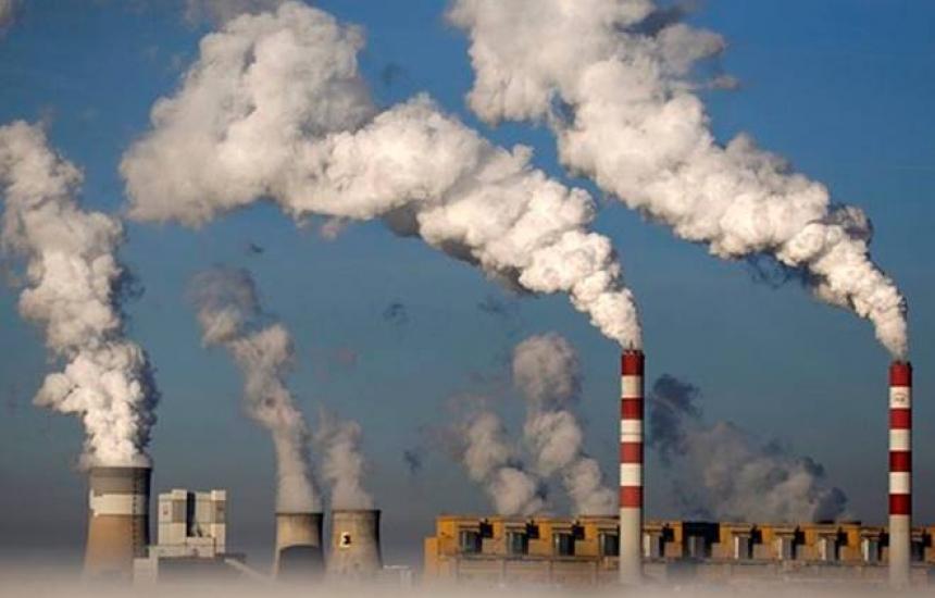 59% от въздуха в България е мръсен